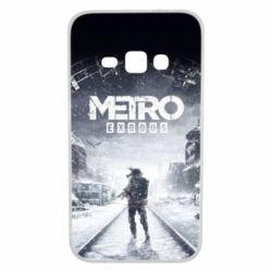 Чохол для Samsung J1 2016 Metro: Exodus - FatLine