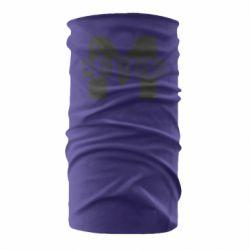 Бандана-труба Метро результат міні логотип