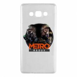 Чехол для Samsung A7 2015 Metro: Redux