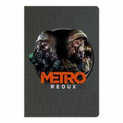 Блокнот А5 Metro: Redux