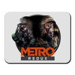 Коврик для мыши Metro: Redux