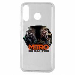 Чехол для Samsung M30 Metro: Redux