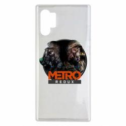 Чехол для Samsung Note 10 Plus Metro: Redux