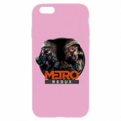 Чехол для iPhone 6/6S Metro: Redux