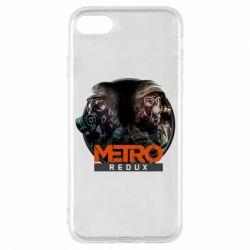 Чехол для iPhone 7 Metro: Redux
