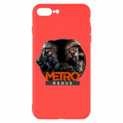 Чехол для iPhone 7 Plus Metro: Redux