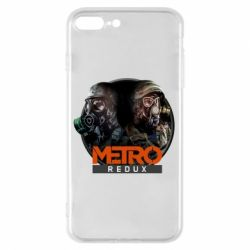 Чехол для iPhone 8 Plus Metro: Redux