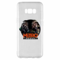 Чехол для Samsung S8+ Metro: Redux