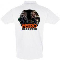 Мужская футболка поло Metro: Redux