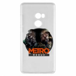 Чехол для Xiaomi Mi Mix 2 Metro: Redux