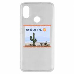 Чохол для Xiaomi Mi8 Mexico art
