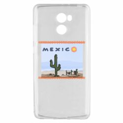 Чехол для Xiaomi Redmi 4 Mexico art