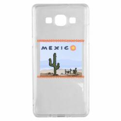 Чохол для Samsung A5 2015 Mexico art