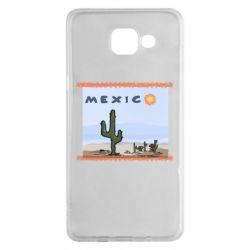 Чохол для Samsung A5 2016 Mexico art