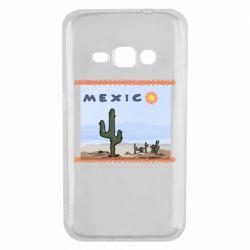 Чохол для Samsung J1 2016 Mexico art