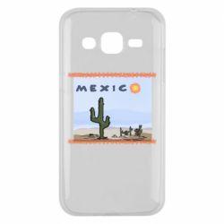 Чохол для Samsung J2 2015 Mexico art