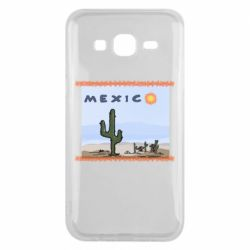 Чохол для Samsung J5 2015 Mexico art
