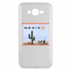 Чохол для Samsung J7 2015 Mexico art