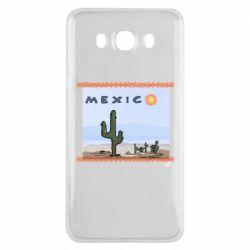 Чохол для Samsung J7 2016 Mexico art