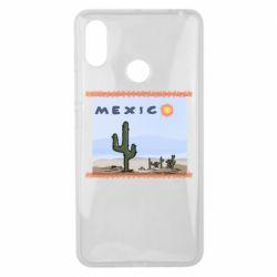 Чохол для Xiaomi Mi Max 3 Mexico art