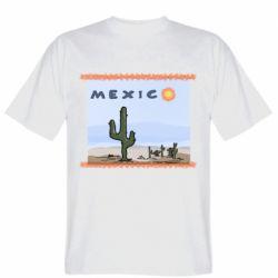 Чоловіча футболка Mexico art