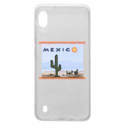 Чохол для Samsung A10 Mexico art
