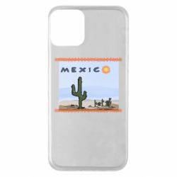 Чохол для iPhone 11 Mexico art