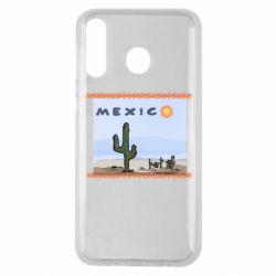 Чохол для Samsung M30 Mexico art