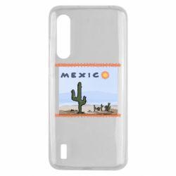 Чохол для Xiaomi Mi9 Lite Mexico art