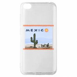 Чехол для Xiaomi Redmi Go Mexico art