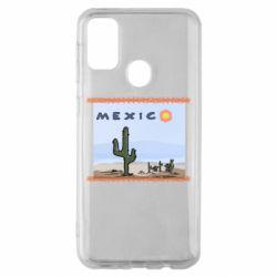 Чохол для Samsung M30s Mexico art