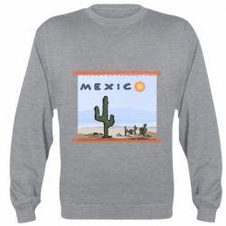 Реглан (світшот) Mexico art