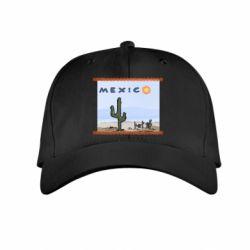 Дитяча кепка Mexico art
