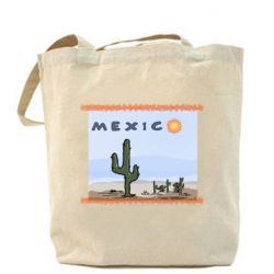 Сумка Mexico art