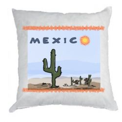 Подушка Mexico art