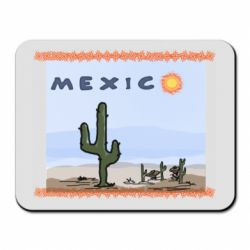 Килимок для миші Mexico art