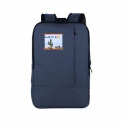 Рюкзак для ноутбука Mexico art