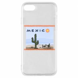 Чохол для iPhone 8 Mexico art