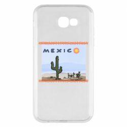 Чохол для Samsung A7 2017 Mexico art