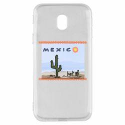 Чохол для Samsung J3 2017 Mexico art