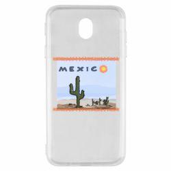 Чохол для Samsung J7 2017 Mexico art