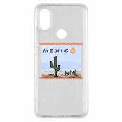 Чохол для Xiaomi Mi A2 Mexico art