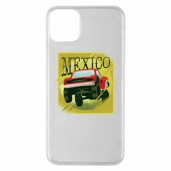 Чохол для iPhone 11 Pro Max Mexico Super Truck