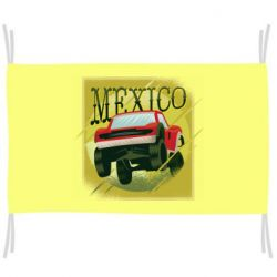 Прапор Mexico Super Truck