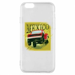 Чохол для iPhone 6/6S Mexico Super Truck