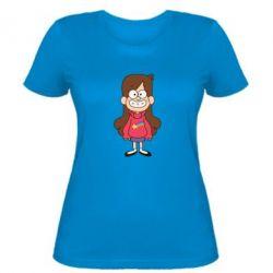 Женская футболка Мэйбл Пайнс - FatLine