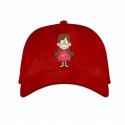 Детская кепка Мэйбл Пайнс - FatLine