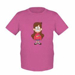 Детская футболка Мэйбл Пайнс - FatLine