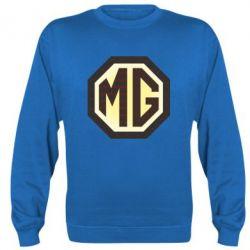 Реглан (свитшот) MG Cars Logo - FatLine