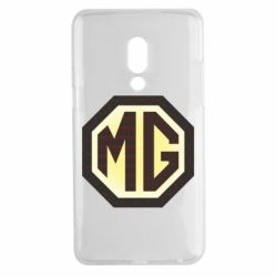 Чохол для Meizu 15 Plus MG Cars Logo - FatLine